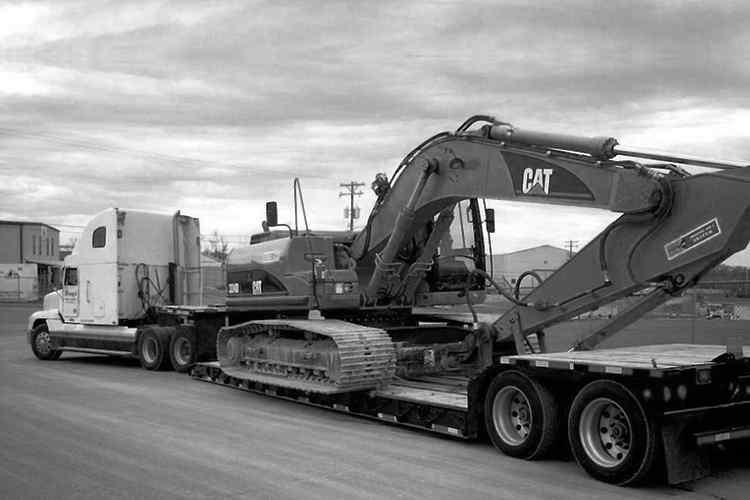 jasa pengiriman traktor